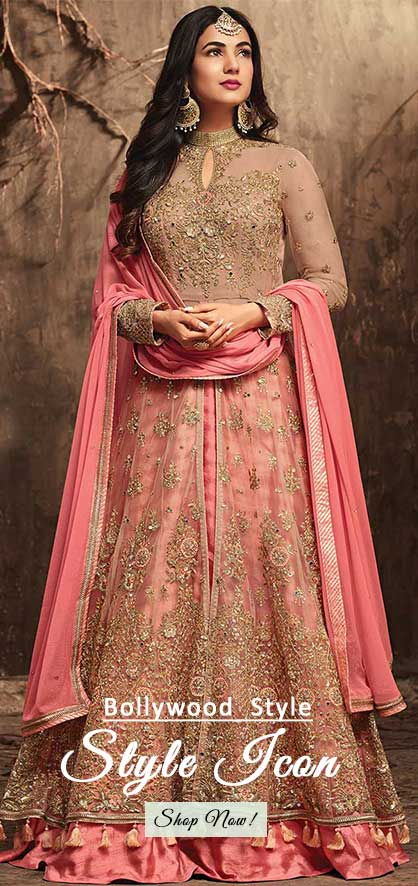 bollywood style suits online